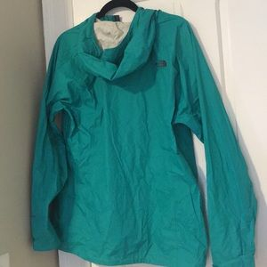 North Face waterproof shell HyVent